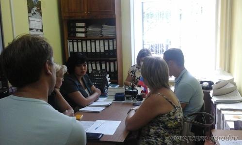 Официальный сайт администрации города Пензы - Первомайский ...: http://documents.penza-gorod.ru/pervnews-2688.html